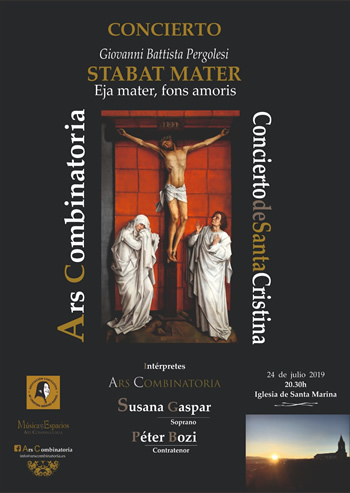 Concerto: Stabat Mater