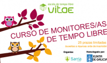 Curso de monitores/as de tempo libre